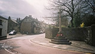 Almondbury human settlement in United Kingdom