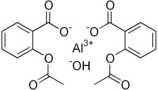 Aloxiprin chemical compound