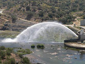 Alqueva Dam - Image: Alqueva 29 5 5