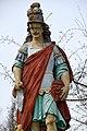 Alsószölnök, Szent Flórián-szobor 2021 03.jpg
