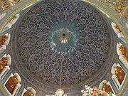 Alsayyida Zaynab shrine dome
