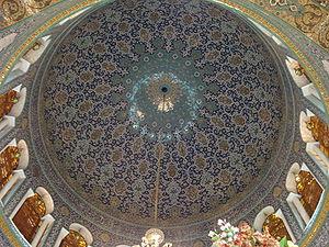 Alsayyida-Zaynab-Shrine-Dome