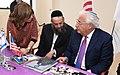 Ambassador David Friedman visits Achiya (40496959460).jpg