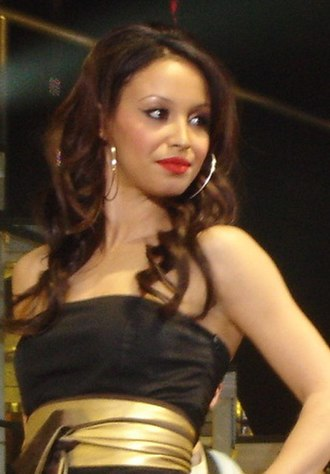 Amelle Berrabah - Amelle Berrabah in 2006, performing in the Taller In More Ways Tour