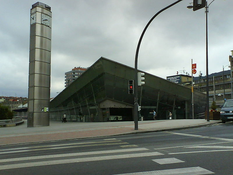 Estación Ametzola