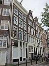 foto van Hoekhuis met pilastergevel onder rechte lijst