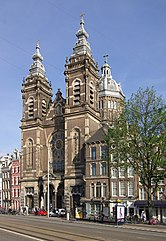 The Catholic Basilica of St. Nicholas