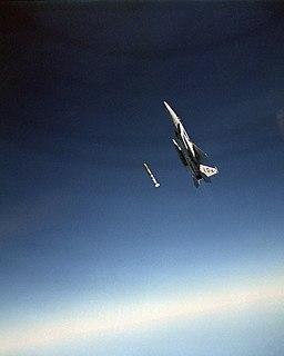 ASM-135 ASAT Type of Anti-satellite missile