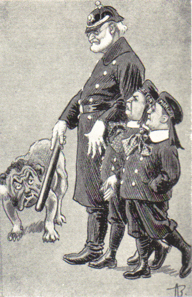 Fil:Andreas Bloch caricature 1905 3.png