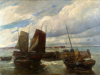 Fishing Boats in Sylt