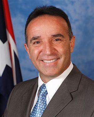 Serbian Australians - Image: Andrew Nikolic June 2009