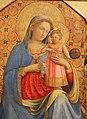 Angelico, madonna col bambino tra i ss. domenico e pietro martire, 1433 ca. 02.JPG