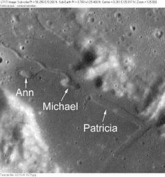 安妮陨石坑