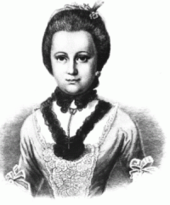 Anna Katharina (Käthchen) Schönkopf (Source: Wikimedia)