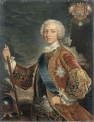 Joseph Albrier - Image: Anne Louis de Thiard, marquis de Bissy