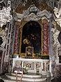 Annunziata, cappella feroni, altare 02 Transito di san Giuseppe, di Johann Carl Loth.JPG