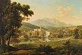 Ansicht der Isola del Liri mit dem Castello Boncompagni und dem Wasserfall.jpg