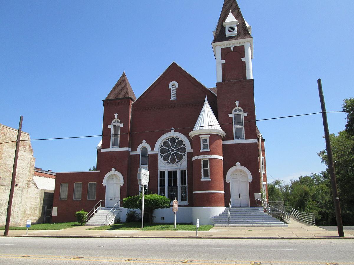 Antioch Baptist Church Shreveport Louisiana Wikipedia