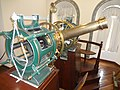 Antique Telescope at the Quito Astronomical Observatory 08.JPG