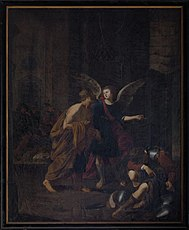 The Angel Liberating St. Peter from Prison