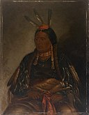 Antonion Zeno Shindler - Che-tan-ce-ta (Yellow Hawk) - 1985.66.295,542 - Smithsonian American Art Museum.jpg