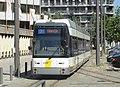 Antwerpen - Antwerpse tram, 23 juli 2019 (100, Bataviastraat).JPG