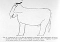 Aphasia, attempt to draw an elephant Wellcome L0023679.jpg