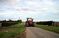 Approaching Tractor ^ - geograph.org.uk - 60341.jpg