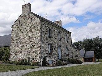 Arbrissel - Town hall