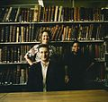 Archives Staff , Special Reading Room, 1991 (4401344848).jpg