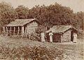Archivo General de la Nación Argentina 1850 aprox Chaco - Un rancho.jpg