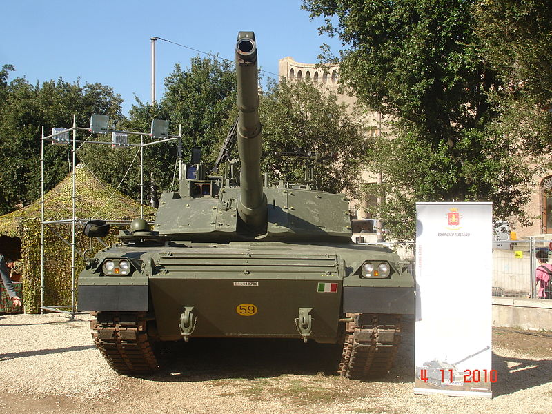 File:Ariete front view.JPG