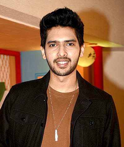 Picture of a band or musician: Armaan Malik