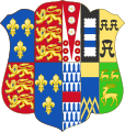 Arms of Catherine Parr.svg