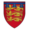 Arms of Henry of Grosmont, 4th Earl of Lancaster, KG.png