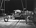 Arrival and Offloading of Missile 111D; Ranger -1 with Agena; Earth Orbital Test. Date- 05-26-1961 (21628882405).jpg