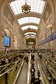 Arrivals hall, Milano Centrale railway station.jpg