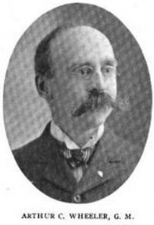 Arthur C. Wheeler - Image: Arthur C. Wheeler