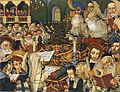 Arthur Szyk (1894-1951). The Holiday Series, Rosh Hashanah (1948), New Canaan, CT.jpg