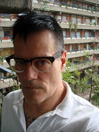 Robert Hawkins (artist) - Robert Hawkins in 2014