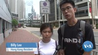 Failu:As Beijing Closes In, Many Hong Kongers Eye The Exits.webm