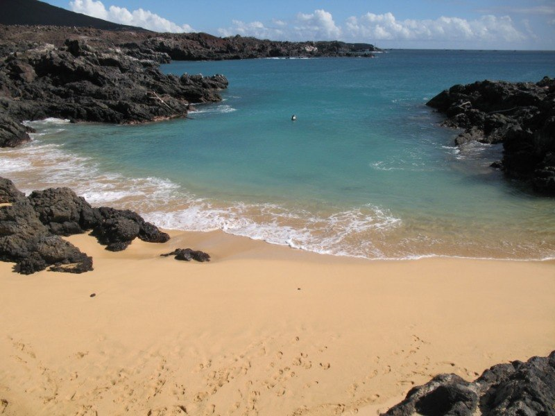 Ascension Island Comfortless Cove