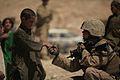 Ash Flat Marine bridges gap for Afghan women, coalition forces 120413-M-UH432-067.jpg