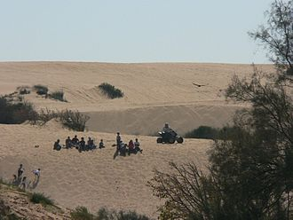 Geography of Israel - Ashdod dunes