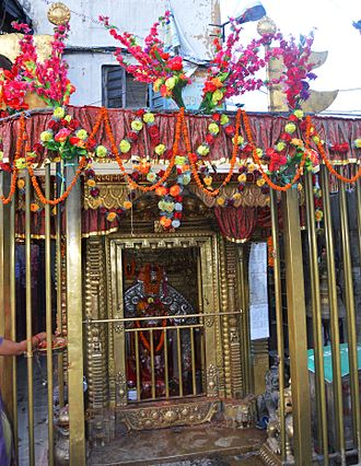 Maru, Kathmandu - Maru Ganesh Temple