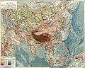 Asien. Flod- och bergssystem, Nordisk familjebok.jpg