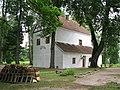 Atjaunotā Dižstendes vecā muižas ēka. Renowed oldes building of Dižstende manor. August, 2014 - panoramio.jpg