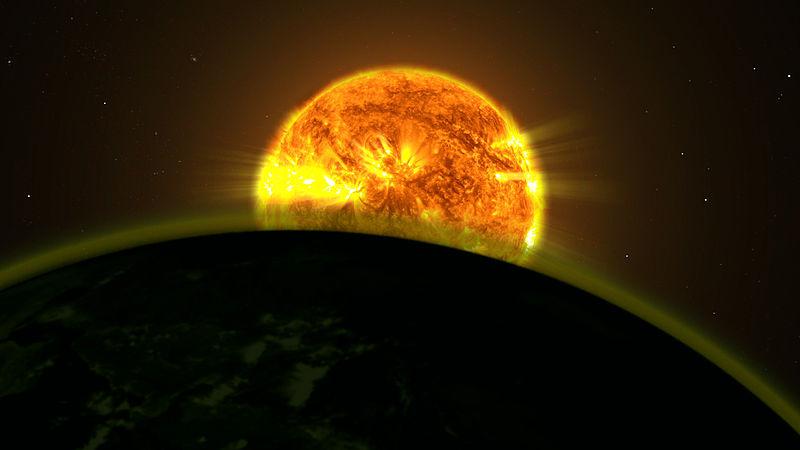 Atmosphere of exoplanet.jpg