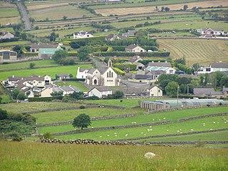 Atticall Human settlement in Northern Ireland