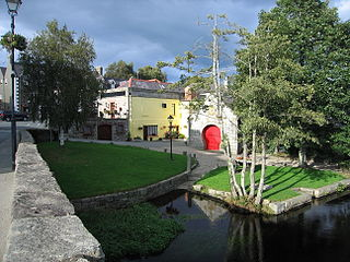 Aughrim, County Wicklow Town in Leinster, Ireland